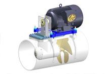 Электрические подруливающие устройства ABS Hydromarine B.V. обладают множеством преимуществ перед устройствами...
